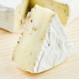 Feinschmeckerischer Käse stockbilder