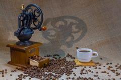Feinschmeckerischer Kaffee lizenzfreie stockfotografie