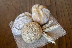Feinschmeckerisches Brot lizenzfreies stockfoto