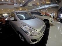 Feira automóvel Imagens de Stock Royalty Free