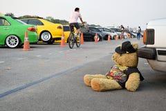 Feira automóvel das alterações no 4o aniversário de Flushstyle tailandês Imagens de Stock