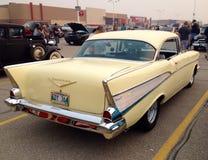 Feira automóvel de carros clássicos e retros Imagem de Stock Royalty Free