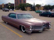 Feira automóvel de carros clássicos e retros Foto de Stock