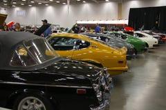 Feira automóvel de Dallas imagem de stock