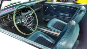 Feira automóvel do mustang imagem de stock royalty free