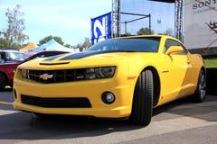Feira automóvel retro Fotos de Stock Royalty Free
