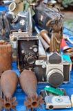 Feira da ladra Foto de Stock Royalty Free