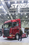 Feira de comércio internacional COMTRANS Fotografia de Stock Royalty Free