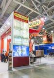 Feira de comércio internacional do equipamento e das tecnologias de construção Foto de Stock