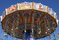 Feira de divertimento Imagem de Stock Royalty Free