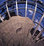 Feira de mundos Unisphere Fotografia de Stock Royalty Free