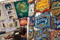 Feira De San Telmo, Argentyna - obraz royalty free