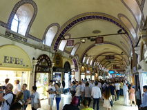 Feira grande, Istambul Imagem de Stock Royalty Free