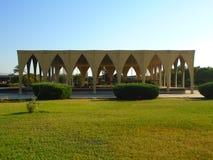 A feira internacional de Tripoli fotografia de stock royalty free