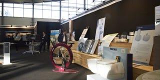 feira Mar-técnica Imagens de Stock