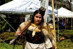 Feira medieval 2014 de Montreal Imagem de Stock Royalty Free