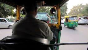 Feira principal da noite em Nova Deli video estoque