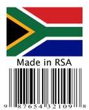 Feito em África do Sul. fotos de stock royalty free
