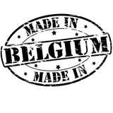 Feito em Bélgica ilustração royalty free