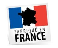 Feito em France Foto de Stock Royalty Free