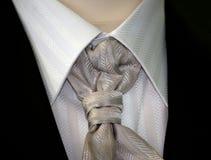 Feito em Italy: ternos costurados para homens Imagem de Stock Royalty Free