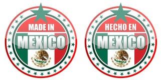 Feito em México Foto de Stock