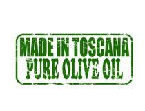 Feito em Toscana Foto de Stock