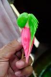 Feito a mão do caramelo do açúcar Imagens de Stock