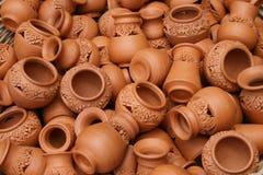 Feito a mão tailandês do produto de cerâmica Imagem de Stock