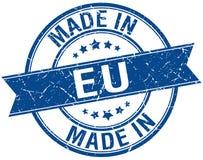 Feito no selo do eu ilustração stock