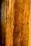 Feixe de madeira Imagens de Stock Royalty Free