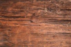 Feixe de madeira resistido velho da textura granulado áspera Fotos de Stock