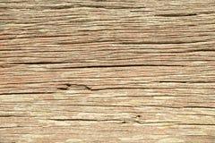 Feixe de madeira velho Foto de Stock