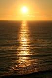 feixe do sol Foto de Stock Royalty Free