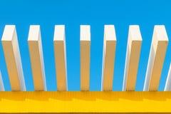 Feixes concretos Imagem de Stock