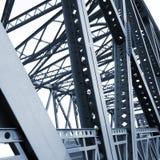 Feixes de sustentação da ponte imagens de stock