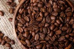 Feixes do café Imagem de Stock Royalty Free