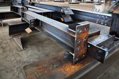Feixes do metal fotos de stock