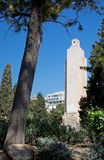 Feixina-Park-Denkmalobelisk Lizenzfreies Stockfoto