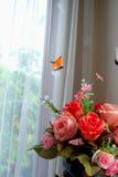 Fejka blommor Royaltyfri Bild