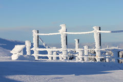 Felberg Gipfel Lizenzfreie Stockfotos