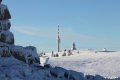 Felberg Gipfel Lizenzfreie Stockbilder