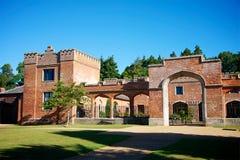 Felbrigg Hall, nationellt förtroende, Norfolk, UK Royaltyfri Fotografi