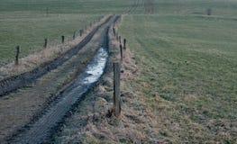 Feld Lizenzfreies Stockbild