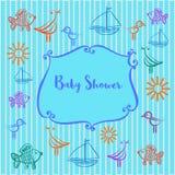 Feld, Babyalbum Stockbilder