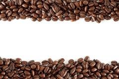 Feld der Kaffeebohnen Lizenzfreie Stockfotografie