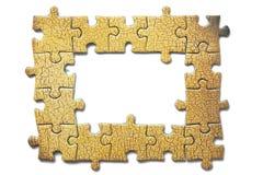 Feld der Puzzlespiele lizenzfreies stockbild