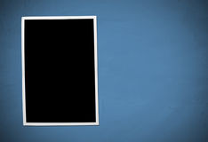 Feld der sofortigen Kamera Lizenzfreies Stockfoto