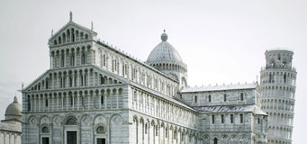 Feld der Wunder Pisa Lizenzfreie Stockfotos