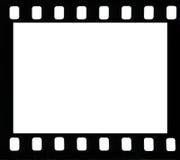 Feld des Filmes Lizenzfreie Stockfotos